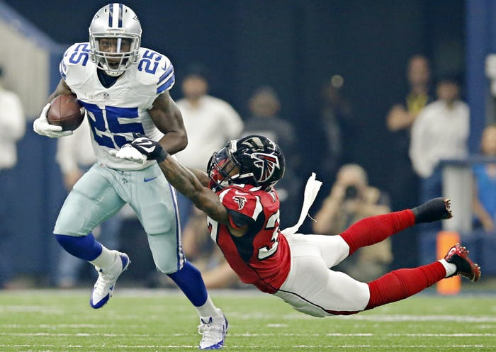 Nike jerseys for sale - Dallas Cowboys: 10 things you might not know about Cowboys RB ...