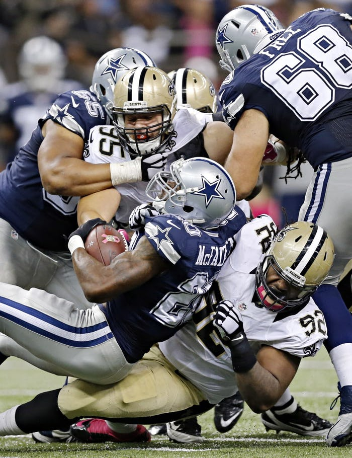 Official Nike Jerseys Cheap - Dallas Cowboys: Sturm: The truth about the Cowboys defense and ...