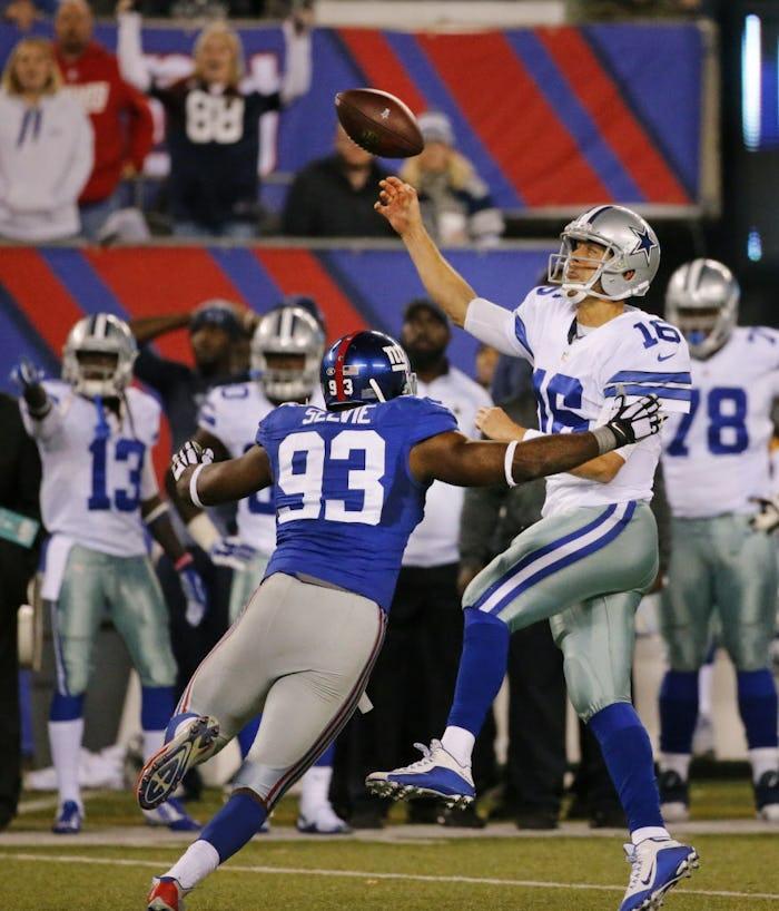 Nike NFL Youth Jerseys - Dallas Cowboys: Gosselin: New QB Matt Cassel gives Cowboys what ...
