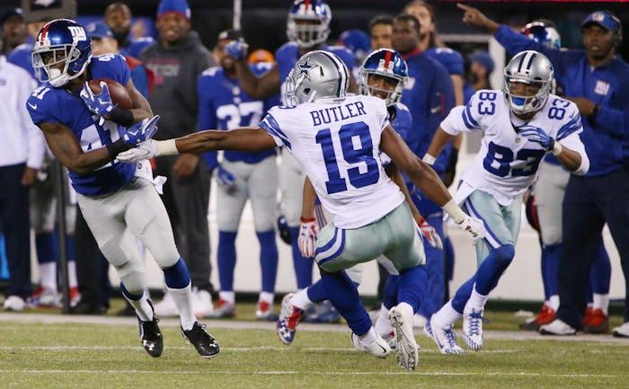 Dallas Cowboys Brice Butler Women Jerseys Nike Jerseys