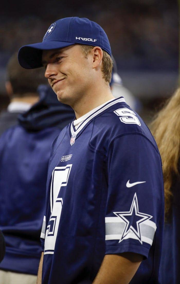 GAME Dallas Cowboys Dan Bailey Jerseys
