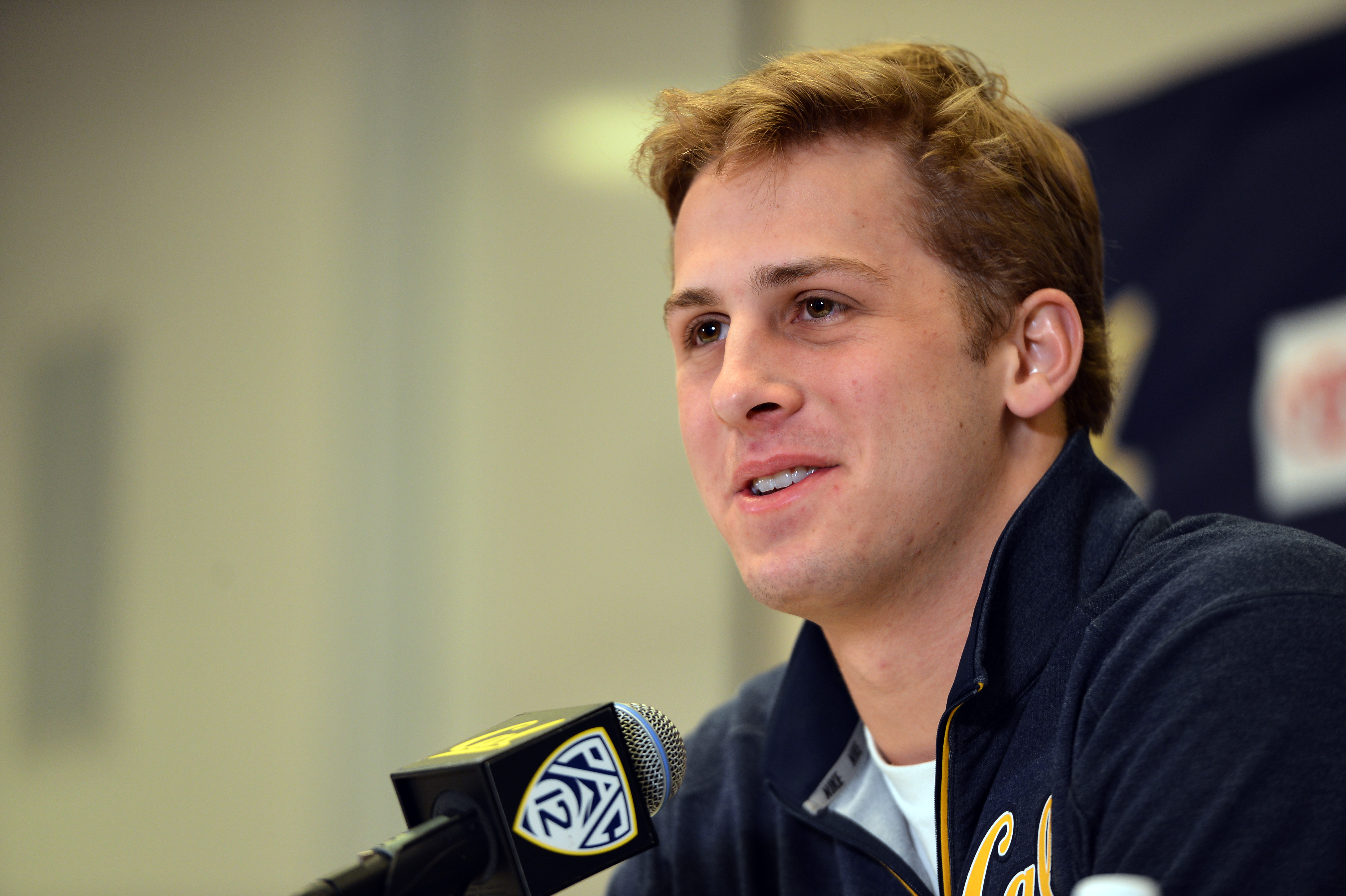 Dallas cowboys 10 things to know about cal qb jared goff for Goff pictures