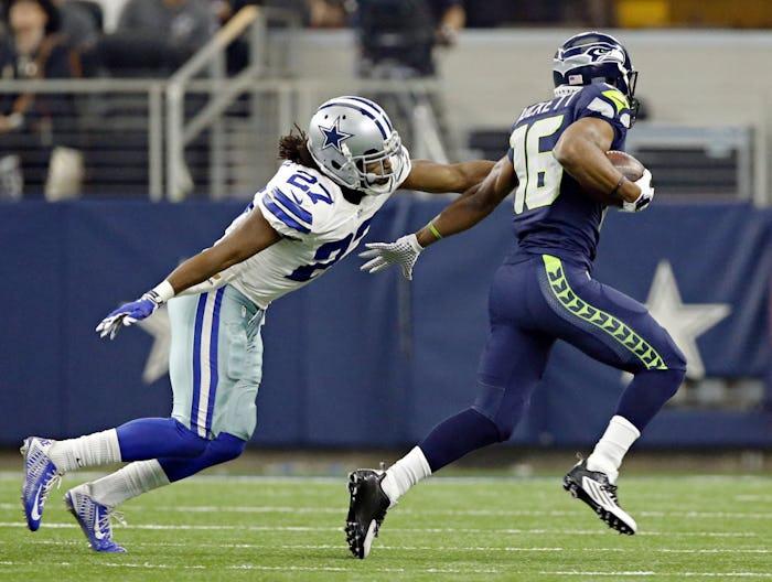GAME Dallas Cowboys J.J. Wilcox Jerseys