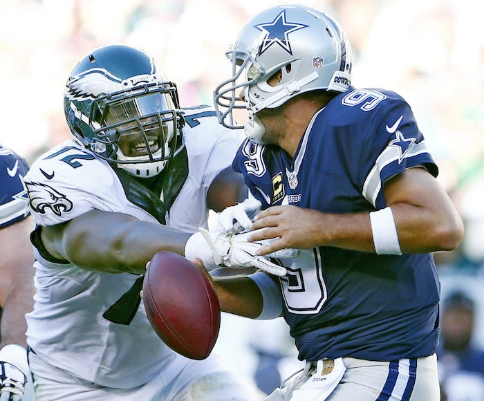 NFL Jerseys Outlet - Dallas Cowboys: How defensive lineman Cedric Thornton's son ...