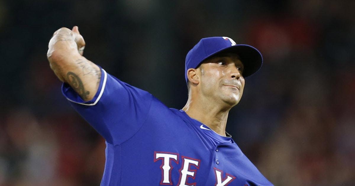 Texas Rangers: Fraley: Matt Bush's debut offers highlight in otherwise-dreadful Rangers loss | SportsDay