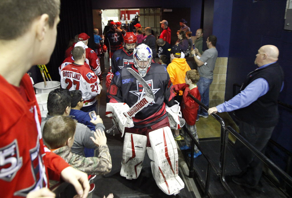 ECHL: Furious Five-goal Third Period Rally Not Enough For The Allen Americans In Game 2 Loss, League Finals Tied 1-1