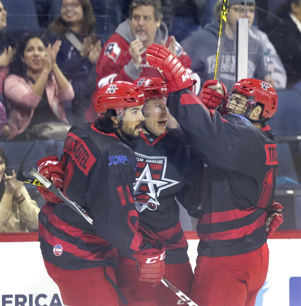 ECHL: Gosselin - Allen Americans Have Best GM In Town -- And He's Everything Cowboys' Jerry Jones Has Aspired To Be