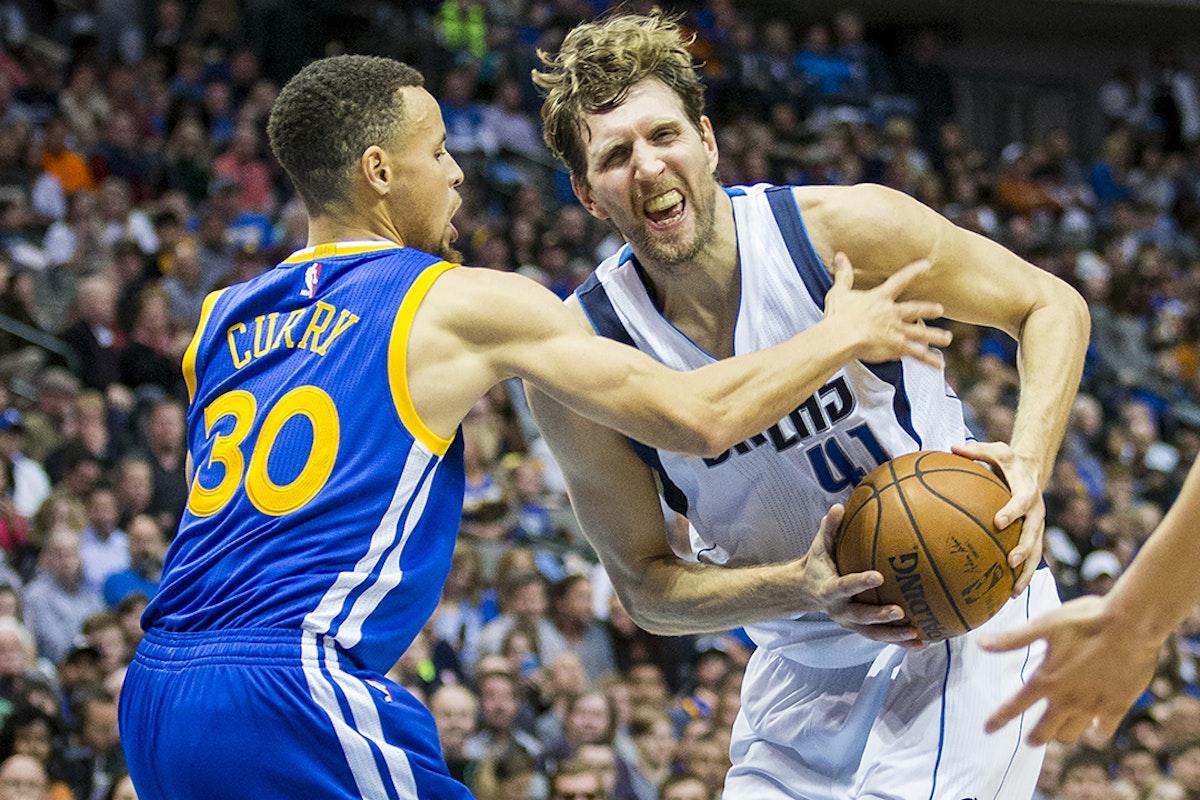 Dallas Mavericks: 2017 NBA championship odds released ...