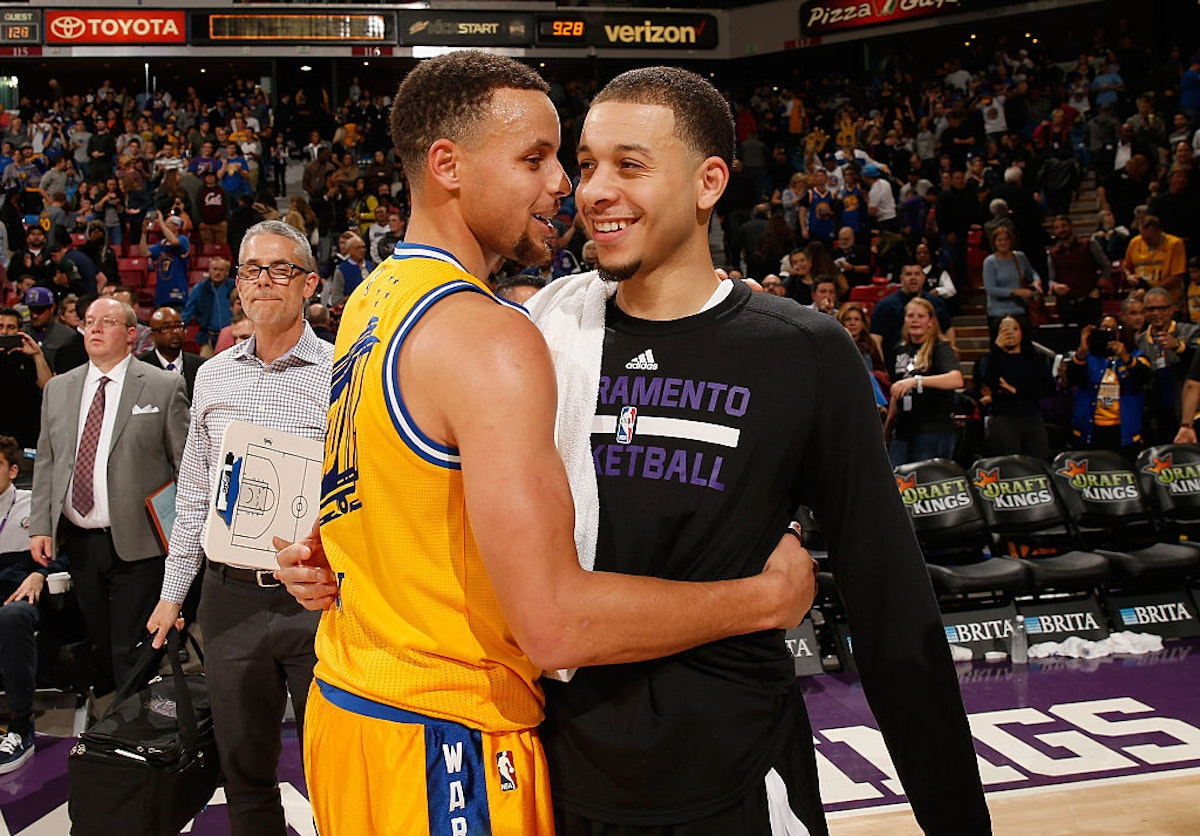Report: Mavericks to sign Seth Curry (repeat: Seth, not Steph) to a free-agent deal   SportsDay