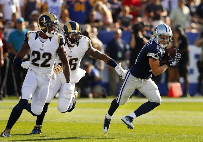 NFL Jerseys Online - Dallas Cowboys: Why did Dez Bryant play in Cowboys' preseason ...