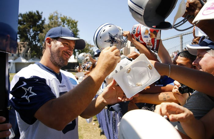 Jerseys NFL Outlet - Dallas Cowboys: A quick look at the Cowboys injury report after ...