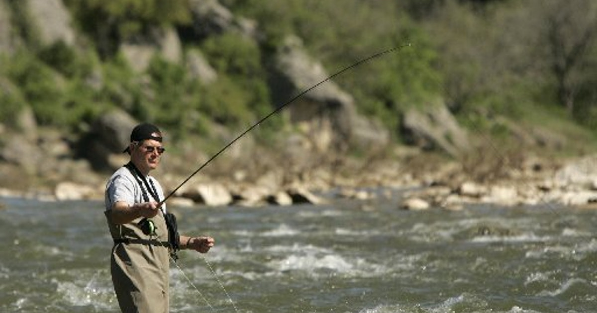 Other sports outdoors notebook fly fishing expo coming for Fly fishing shows
