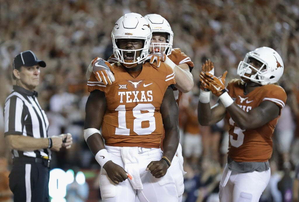 Texas QB-turned-TE Tyrone Swoopes signs with Seattle Seahawks as undrafted free agent