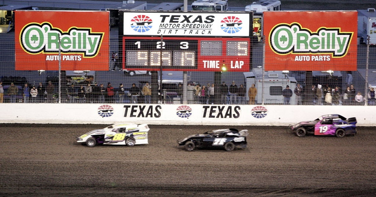Other Sports Rockwall Racer Going For Two In A Row On The