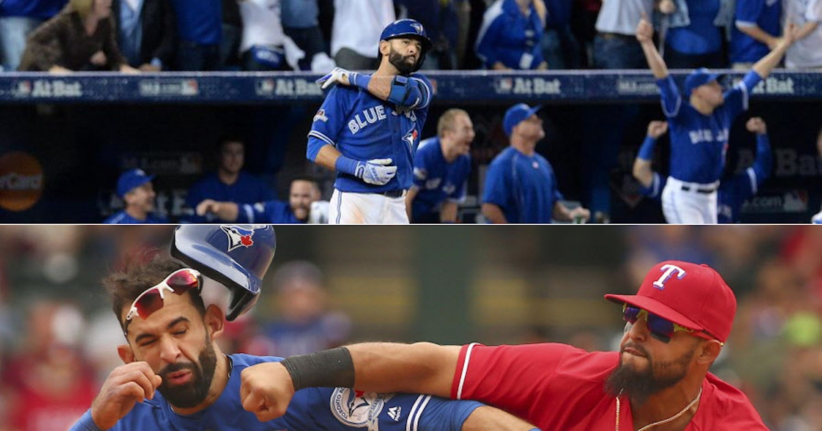 Texas Rangers: Bautista says he isn't out for pound of flesh after Odor punch; Best revenge for him is a series win | SportsDay