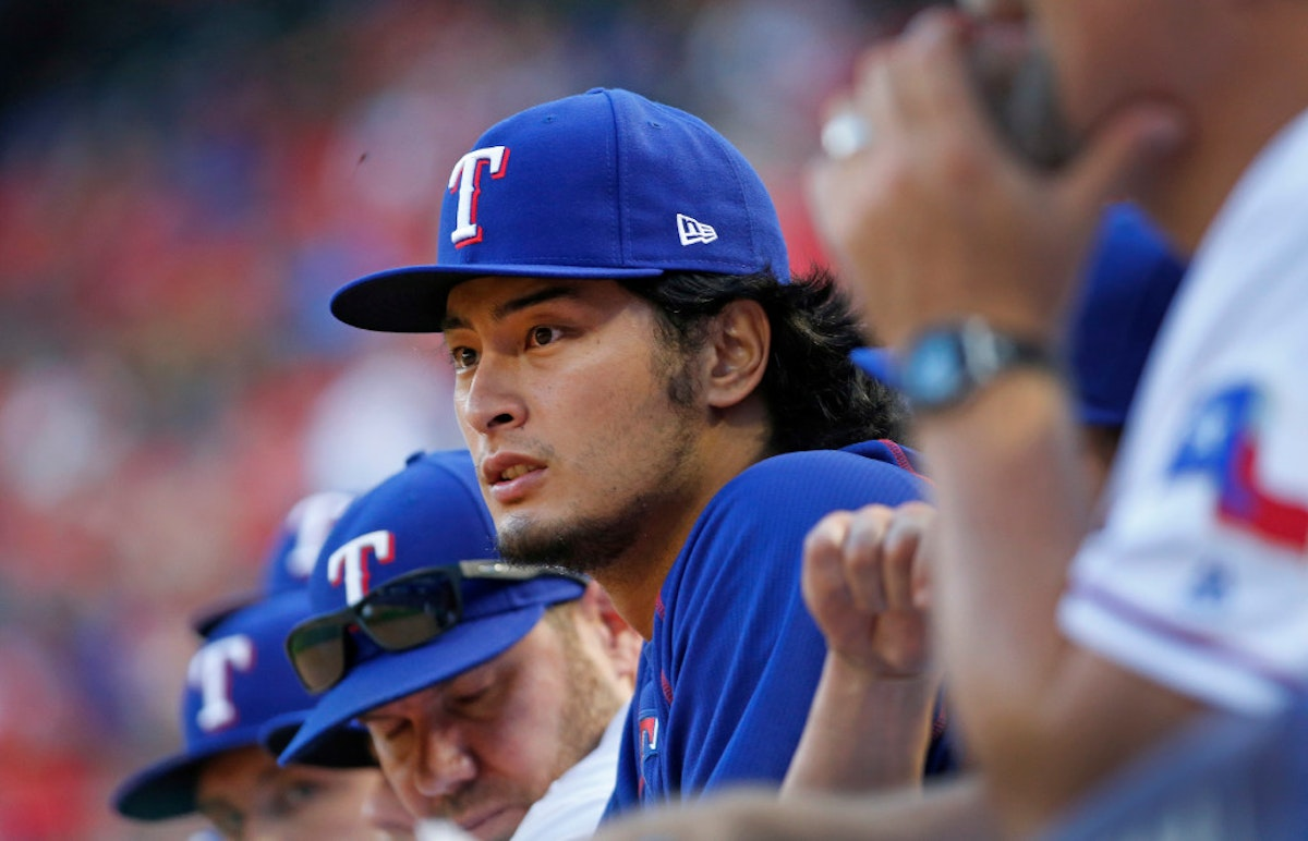 Texas Rangers: Live ALDS updates: Can Yu Darvish deliver a series-tying win in Game 2 vs. Toronto?