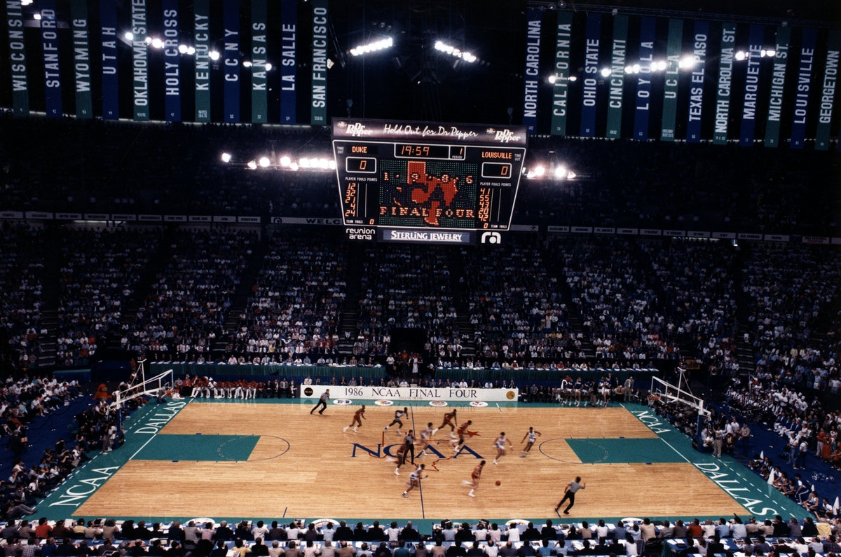 College Sports: Dallas wooed '86 Final Four with 'state-of-the-art' Reunion Arena and ...
