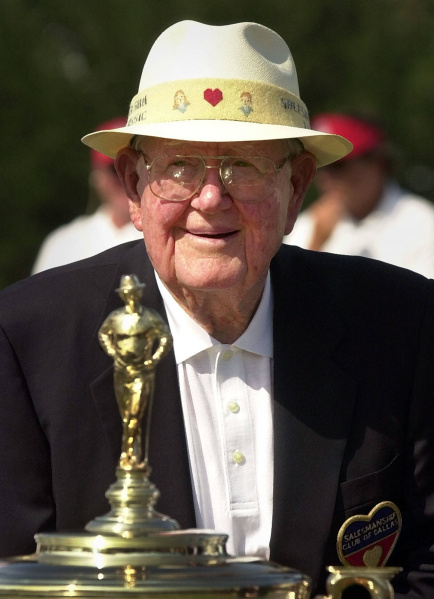 Other Sports Dallas Sports Legends Series Byron Nelson Sportsday