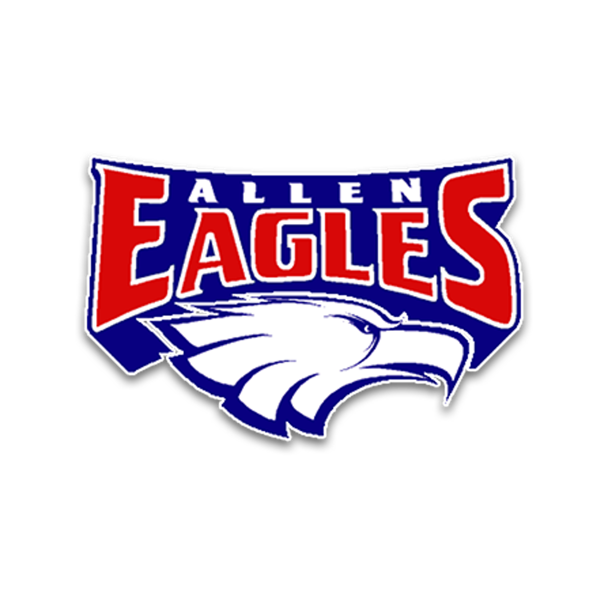Red Eagles Football Logo Images & Pictures - Becuo Eagle Football Logo