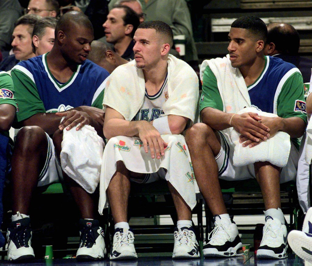 Dallas Mavericks Flashback Jamal Mashburn on what really