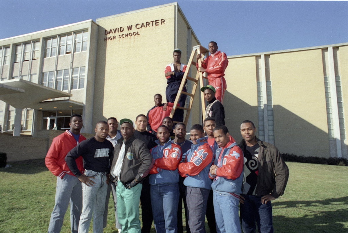 Scandal taints legacy of 1988 Dallas Carter football team ...
