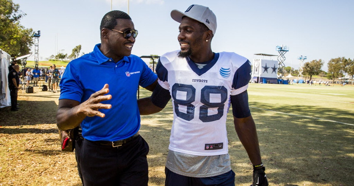 5bf1f8f67 Dallas Cowboys  Why Cowboys great Michael Irvin says injury-plagued 2015  was a  great experience  for Dez Bryant