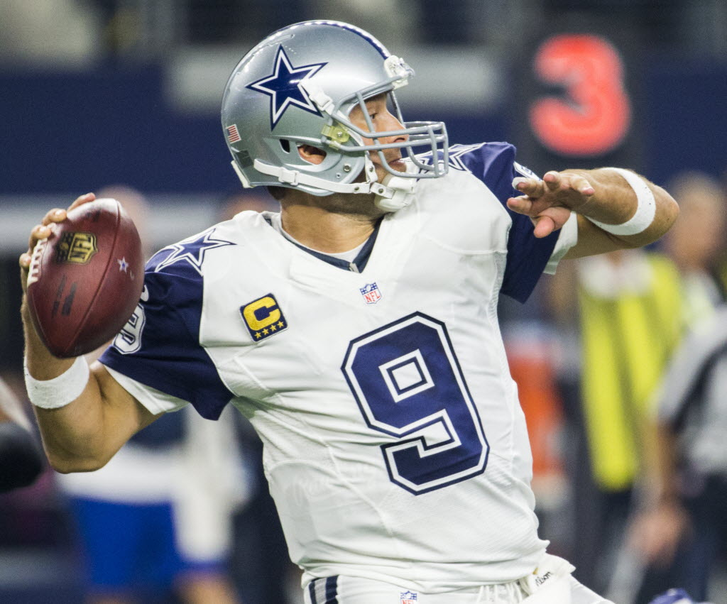 1aff306f8 Dallas Cowboys: Would Tony Romo draft QB early if he were Cowboys GM? 'If  that's the best player' | SportsDay