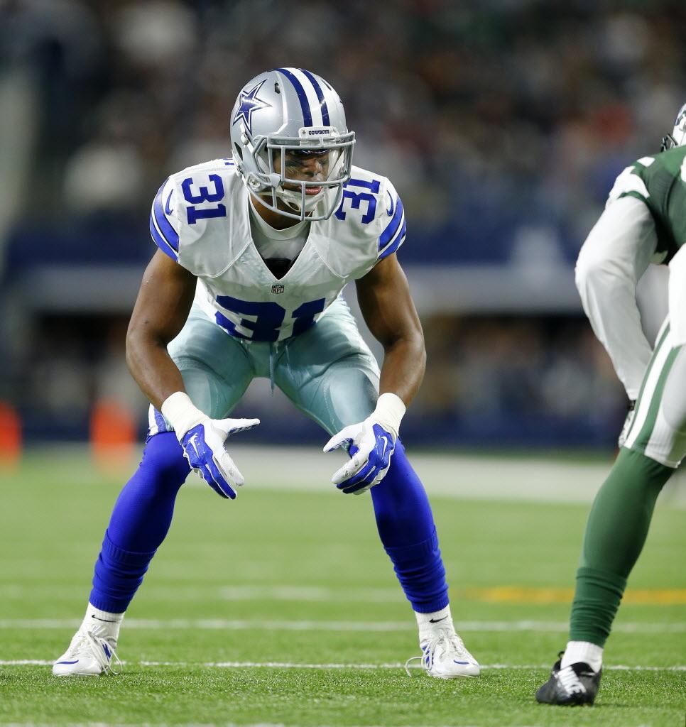 Dallas Cowboys Cowboys Byron Jones After playing safety last