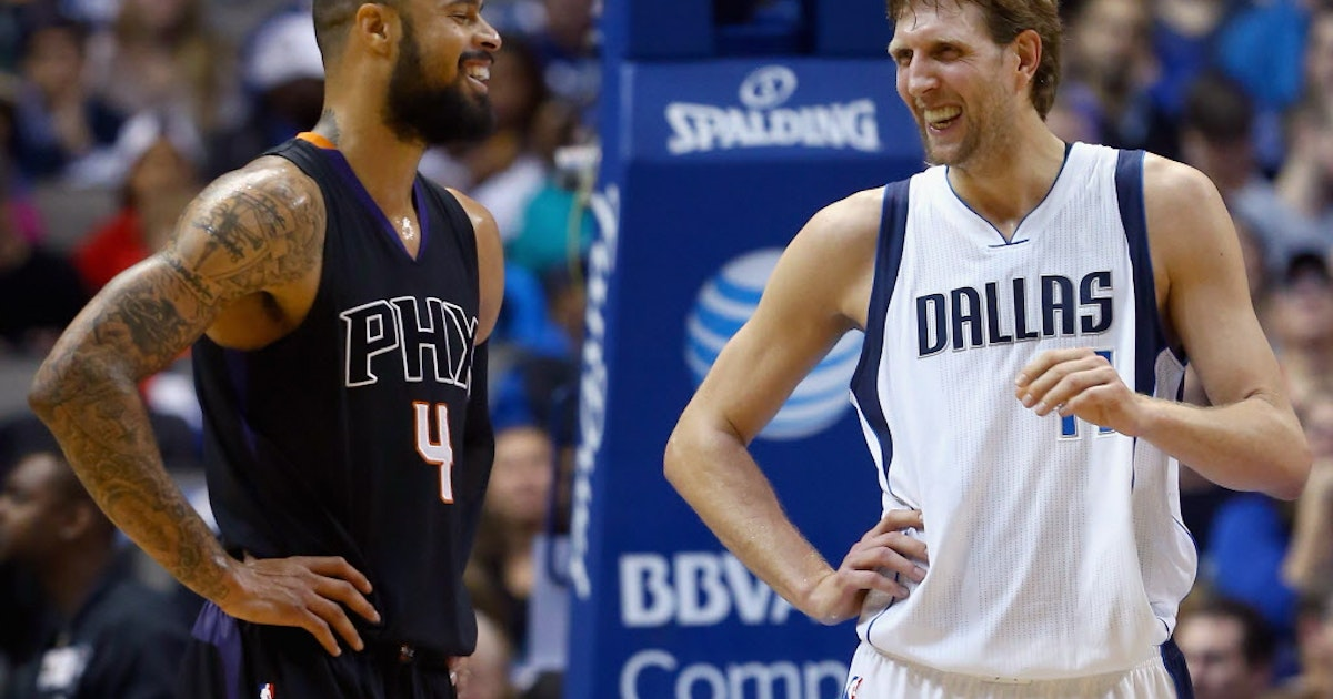 c7720c5295a Dallas Mavericks  Sefko  Playing with Dirk makes life easier