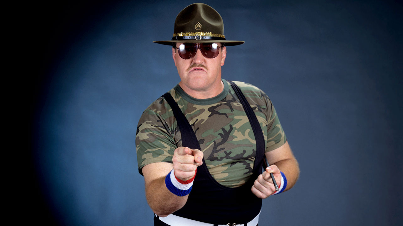 WWE Hall of Famer Sgt. Slaughter discusses Donald Trump and the presidents who have felt the Cobra Clutch