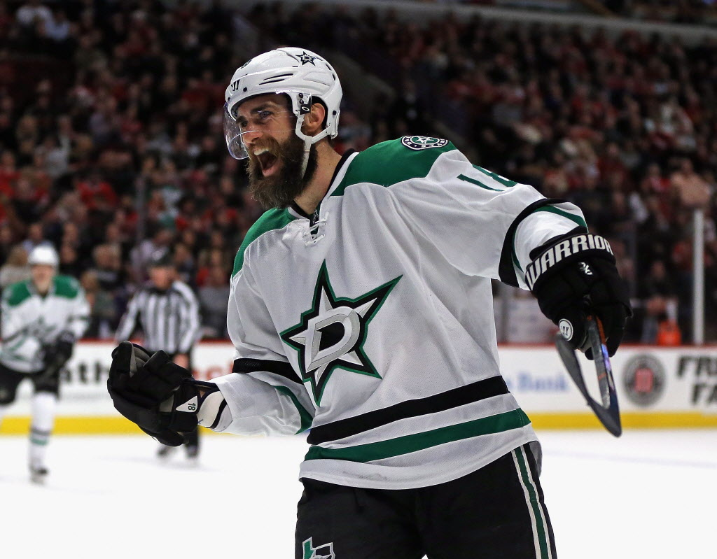 sale retailer 788d8 5b30d Dallas Stars: Cold facts: Eaves absolutely silences ...