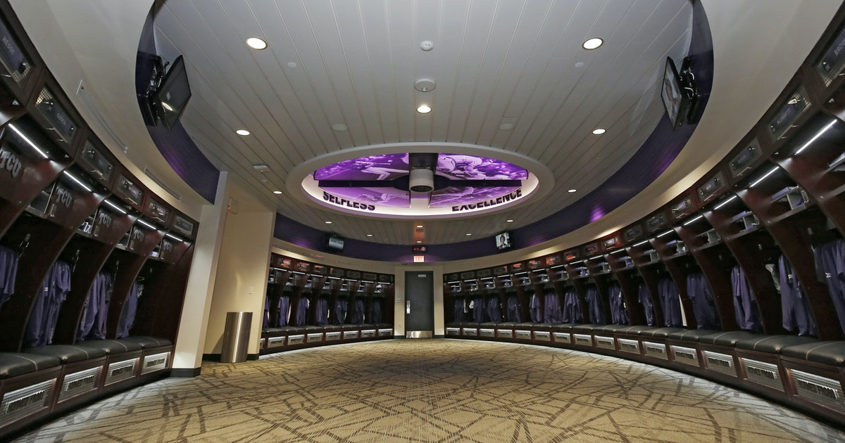 College Sports See Inside Tcu Baseball S New Facilities