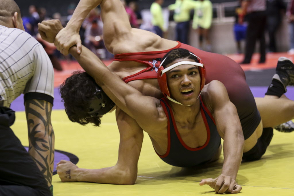 UIL Wrestling Preview  Allen brings qualifiers in all 14 weight classes a54c3548dc07f