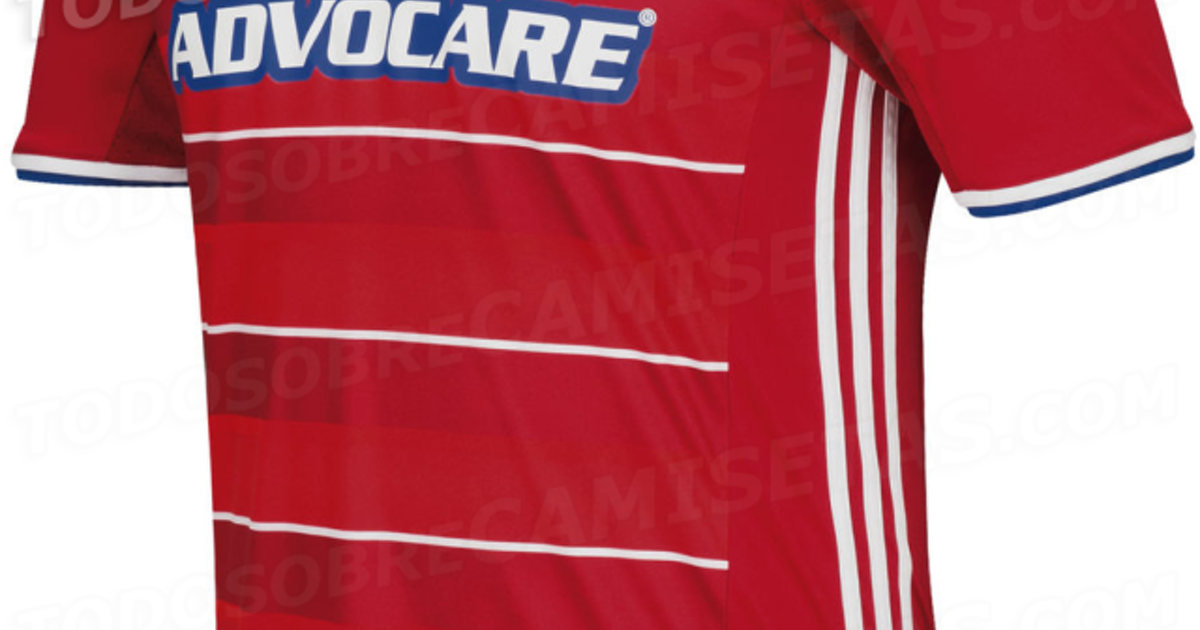 4fb2f5b0643 Soccer  Could this leak show the new FC Dallas 2016-17 home kit ...