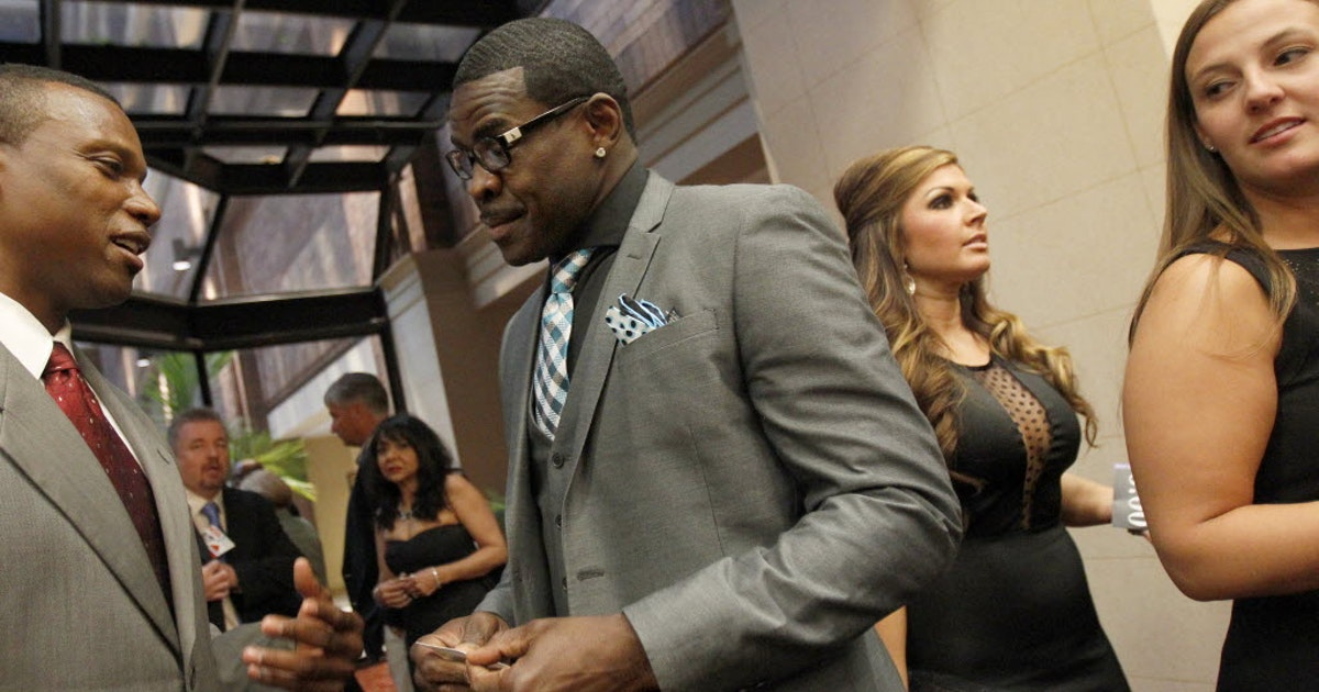 Dallas Cowboys See The Sweet Ride Michael Irvin S Wife