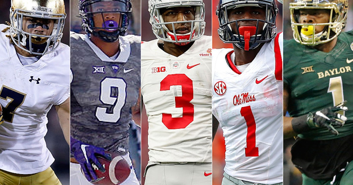 e5f1156fe Dallas Cowboys  10 wide receivers the Dallas Cowboys could target in the  2016 NFL draft