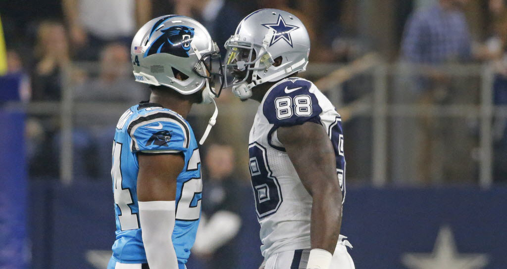pretty nice 35465 a8b75 Redskins CB Josh Norman: Dez Bryant brings the best out of you