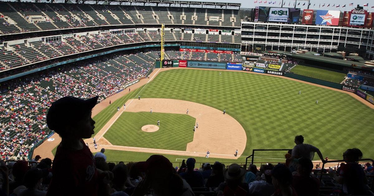 Texas Rangers Sources Rangers City Of Arlington Will