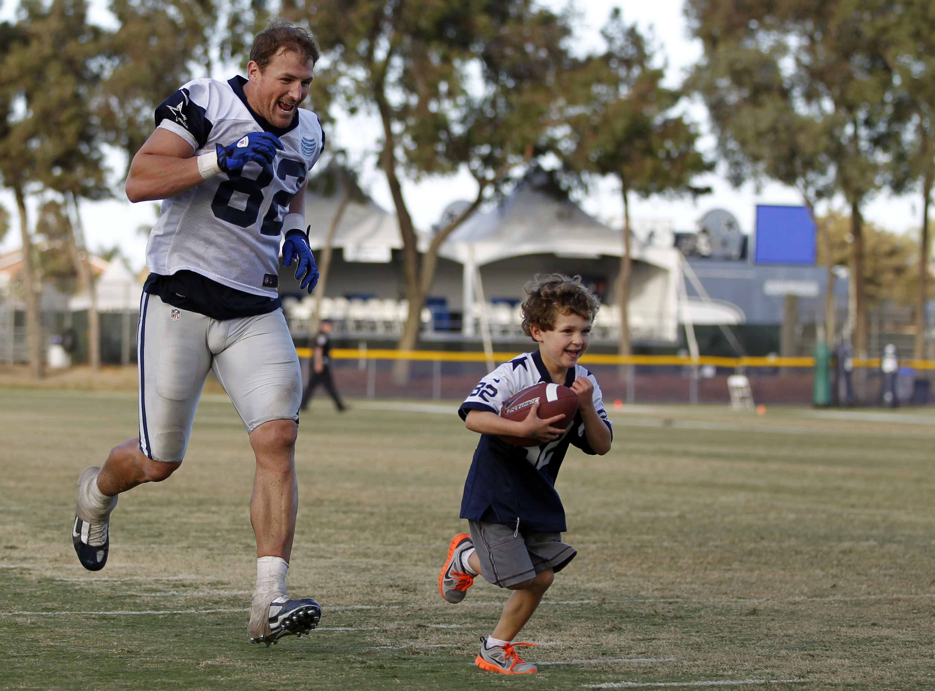 Dallas Cowboys Machota Cowboys Witten Romo Bryant Are Stars