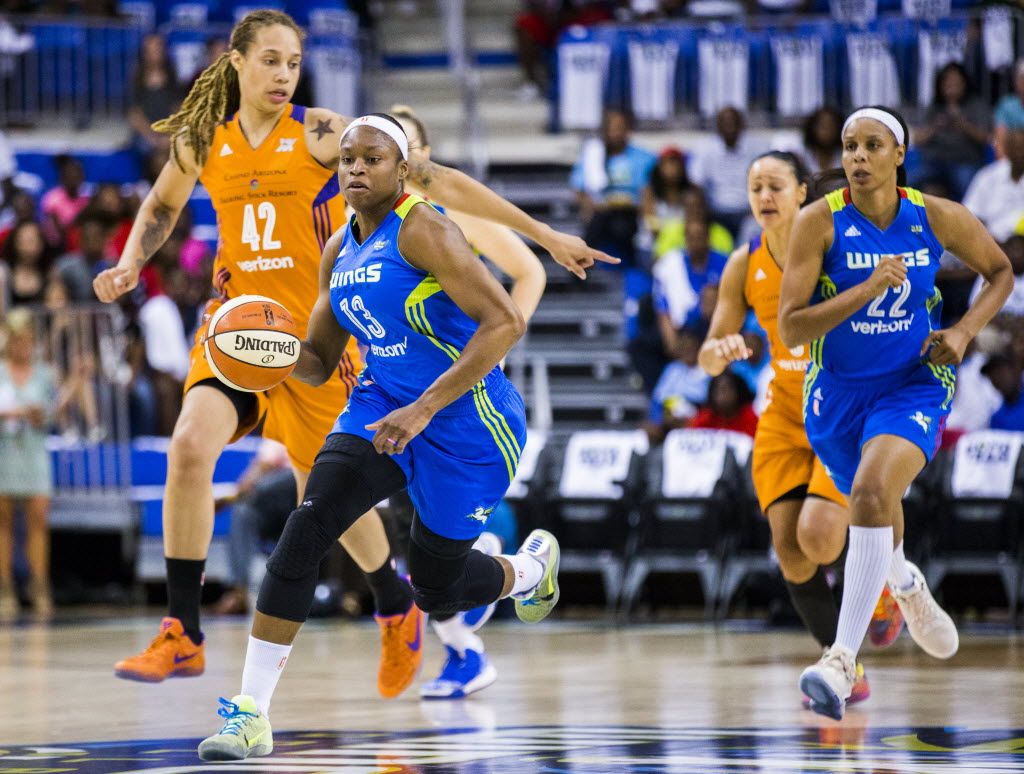 Other Sports: Scouting Wings-Sparks: Karima Christmas looks to ...