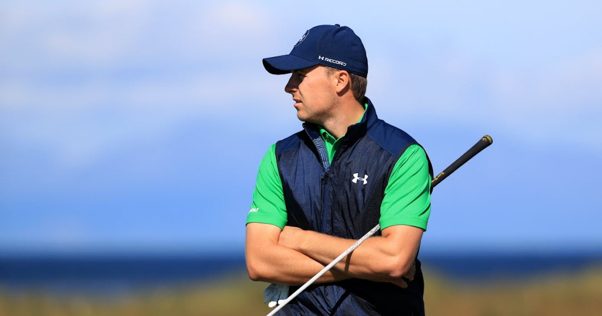 Other Sports: Why Jordan Spieth trails Mickelson by eight strokes at British Open despite nearly being his equal, tee to green
