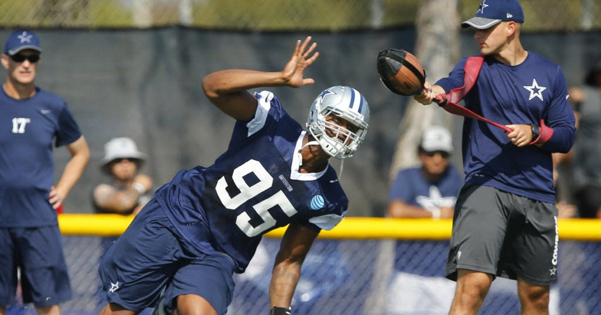 69defeb44 Dallas Cowboys  Sturm  Massive D-lineman David Irving is about to break out  for the Cowboys