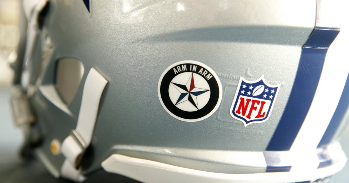 637c265c Dallas Cowboys: NFL's decal ruling disappoints Cowboys, but it won't ...