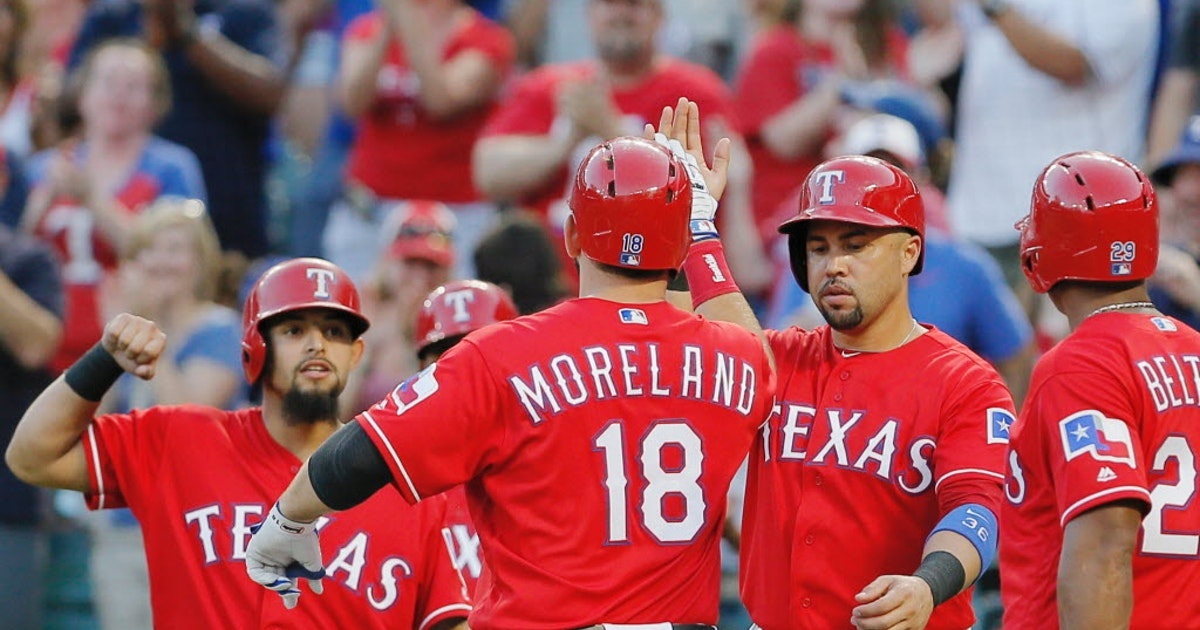 Texas Rangers: Rangers' win over Indians Saturday could ...