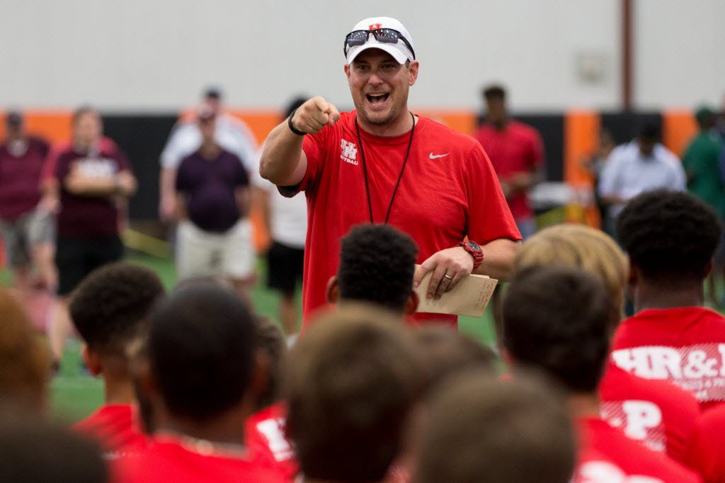 Is Tom Herman loyal to Houston? Here's what he texted Mack Brown after the Cougars beat Oklahoma