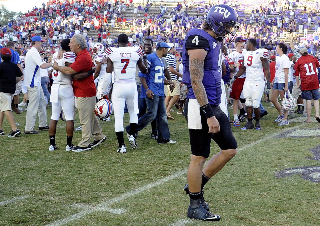 Texas Ou Tcu Baylor Which Local Teams Have The Best Rivalry