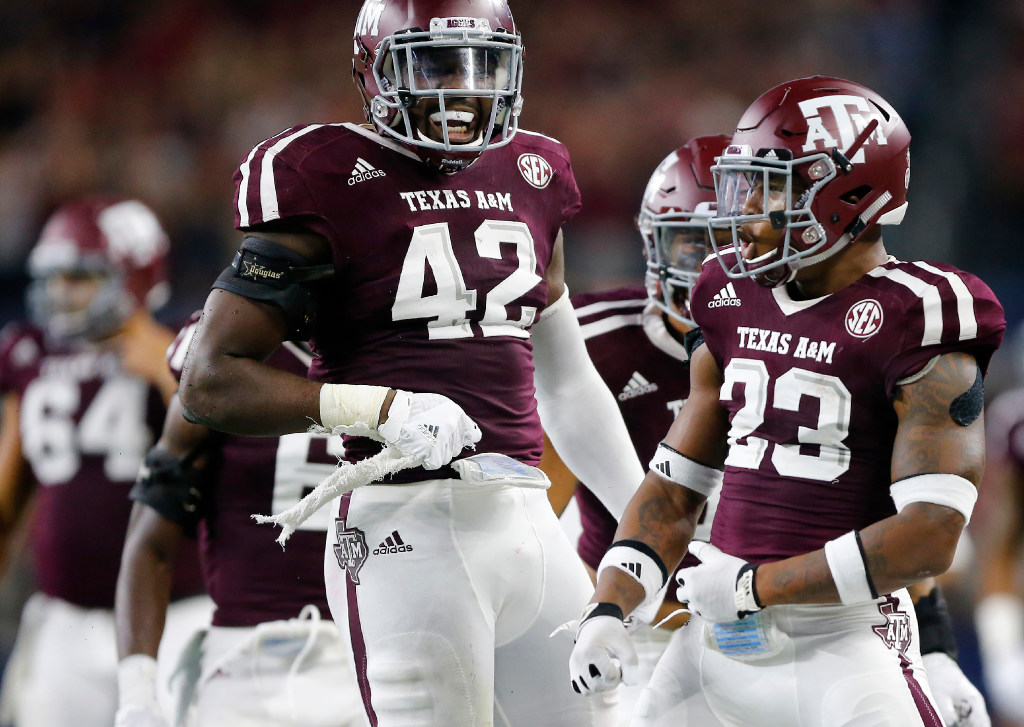 Texas A&M LB outlook for 2017: What will this Aggie unit look like with Washington, Moore and George gone?
