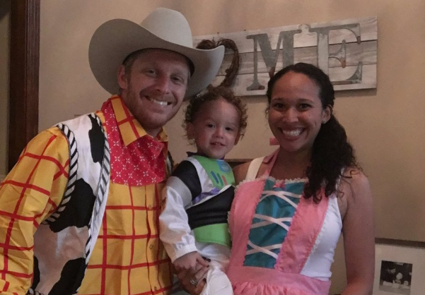 Cole Beasley As Woody Wes Matthews As Iron Man See What D Fw Athletes Did For Halloween
