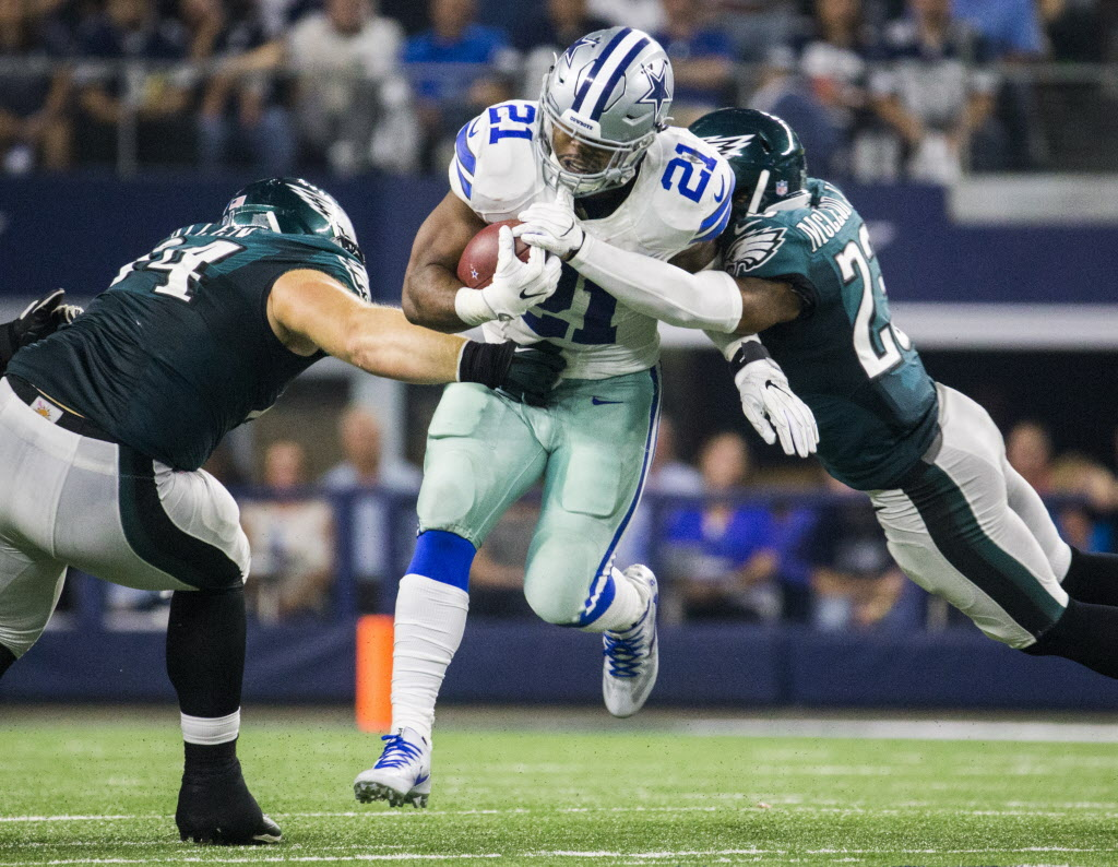 Image result for ezekiel elliott eagles