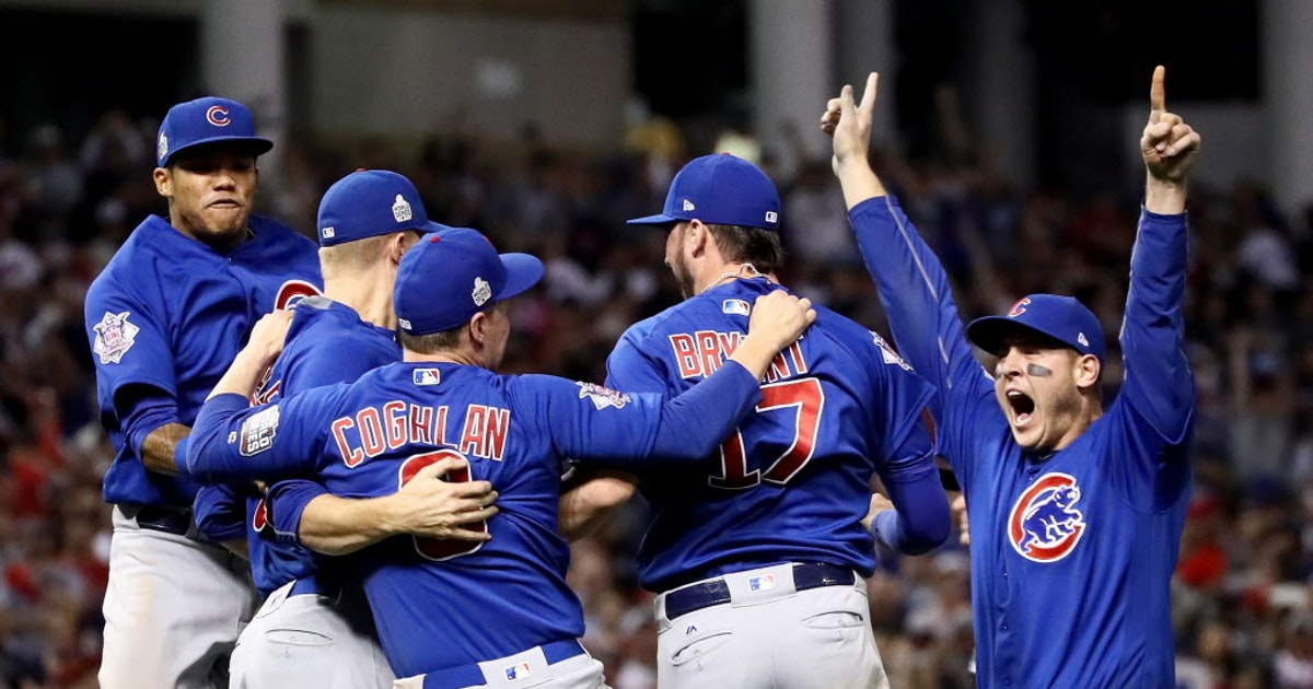 72af6605a3f Texas Rangers  The curse has been lifted  Chicago Cubs win World Series